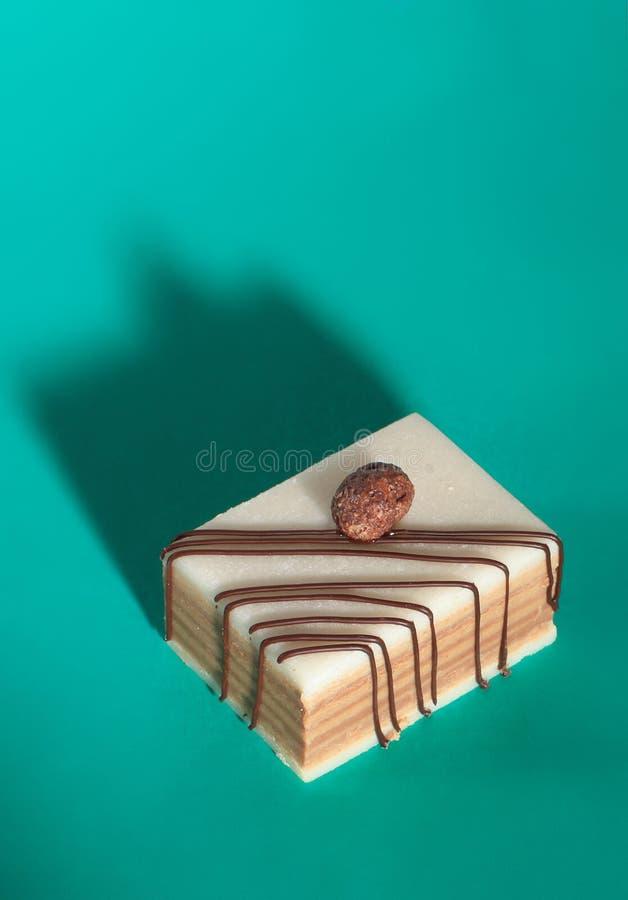 Mini torta fotografia stock