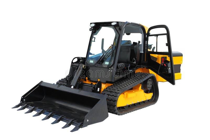 Mini-tractor stock fotografie