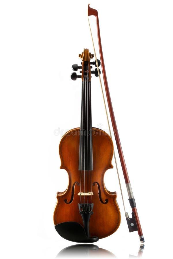 Mini viool royalty-vrije stock foto