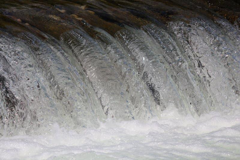 Mini Waterfall imagens de stock