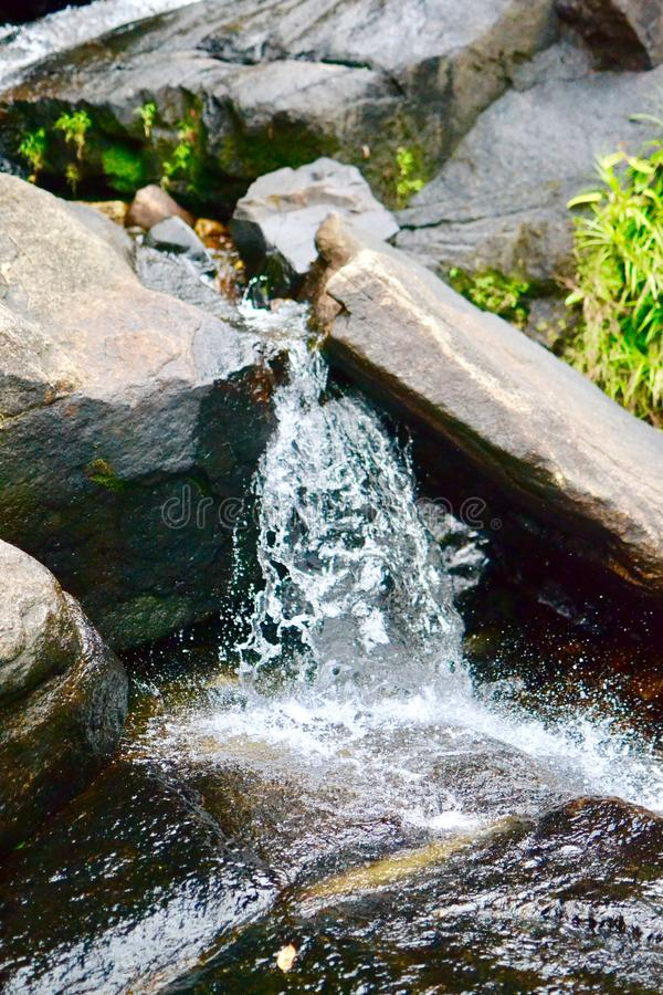 Mini Waterfall stock fotografie