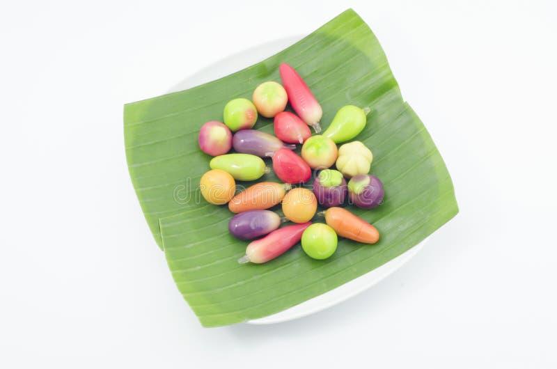 Mini Yellow Bean Fruits (Kao Noom Look Choup) (2) photo libre de droits