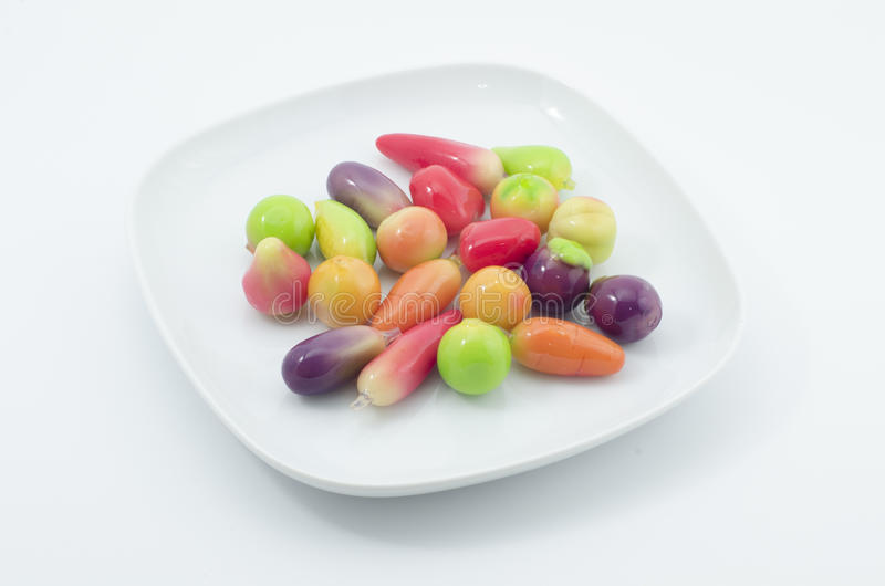 Mini Yellow Bean Fruits (Kao Noom Look Choup) (6) photo libre de droits