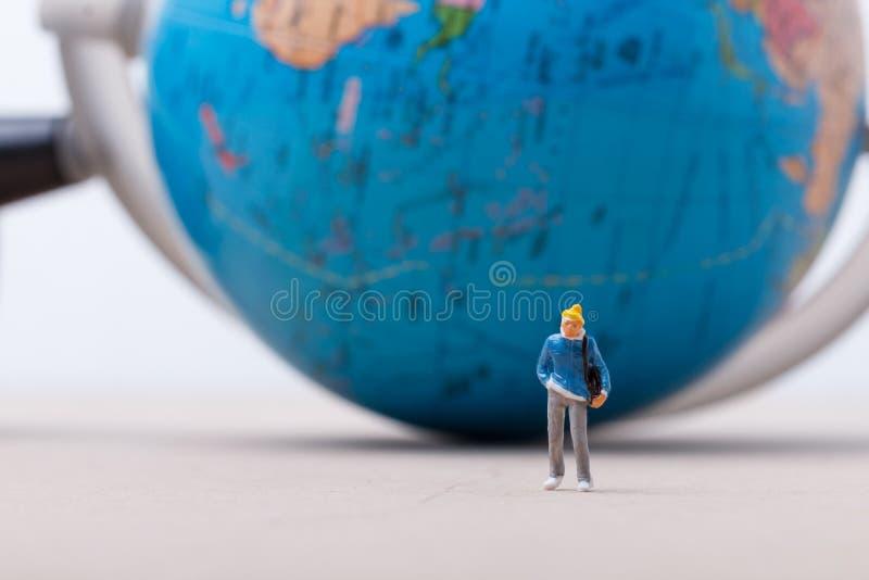 Miniatur ludzie zdjęcia royalty free