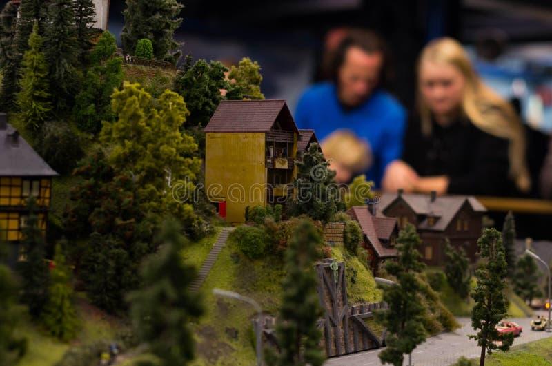 Miniatur Wunderland fotos de archivo libres de regalías