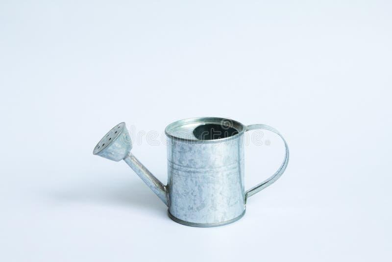 Miniatura da lata molhando foto de stock royalty free