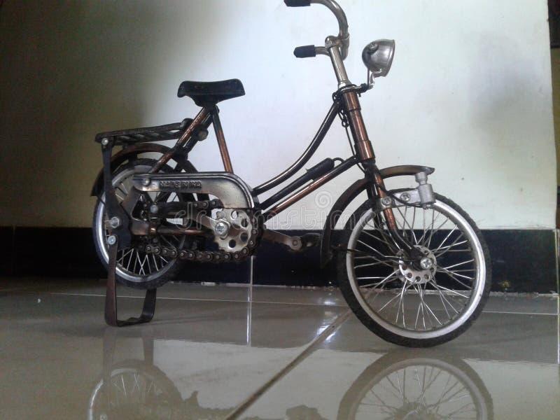 Miniatura de la bicicleta fotos de archivo libres de regalías