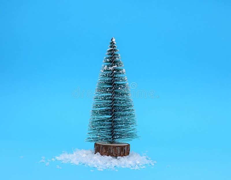 Miniature Artificial Tree Stock Photo. Image Of