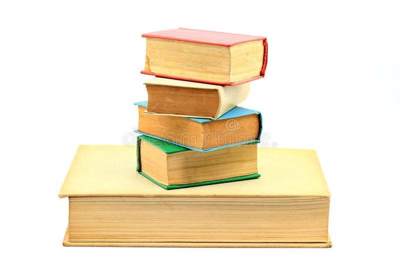 Download Miniature Books. stock photo. Image of objects, green - 19785276