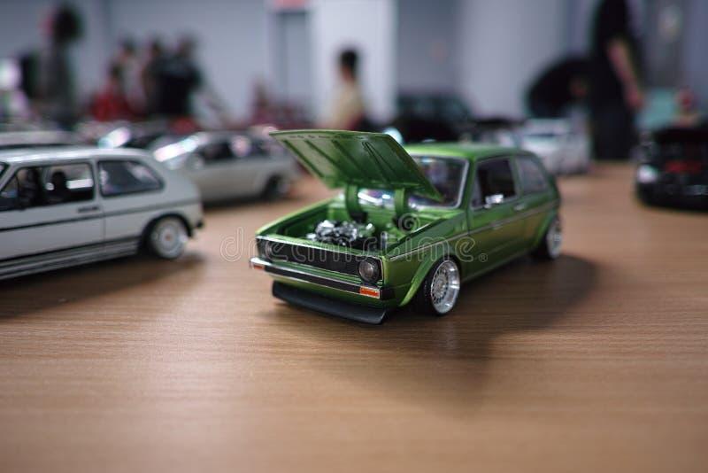 Download Miniature Of Classic German Car Royalty Free Stock Image - Image: 32506536