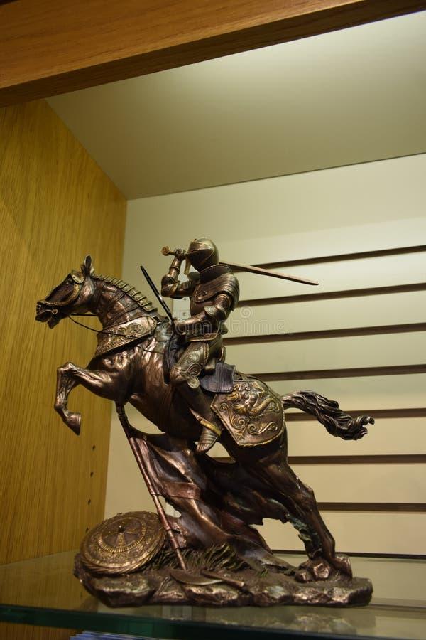 Miniature de cheval image stock