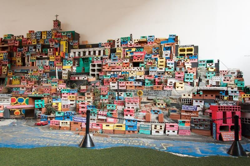 Miniature de Favela photo libre de droits