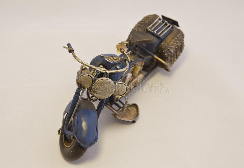 Download Miniature Motorcycle Front View Stock Photo - Image: 36878708