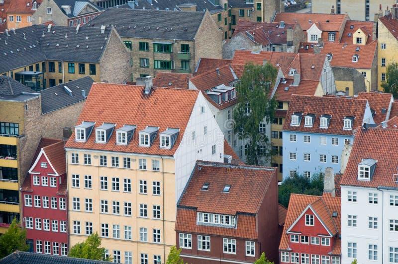 Miniaturowy Kopenhaga, Dani fotografia royalty free
