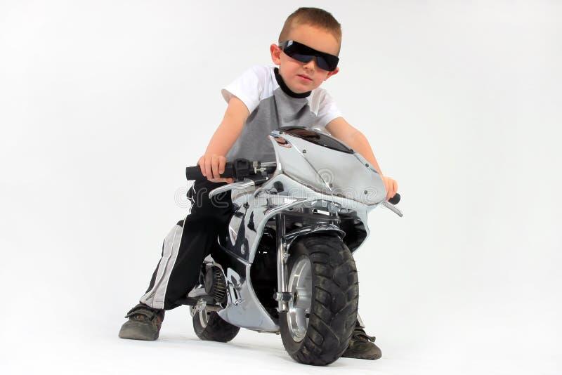Minibike stock afbeelding