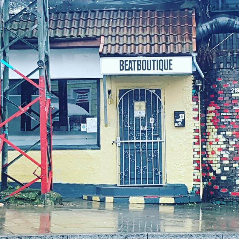 Miniclub Hamburgo foto de archivo libre de regalías
