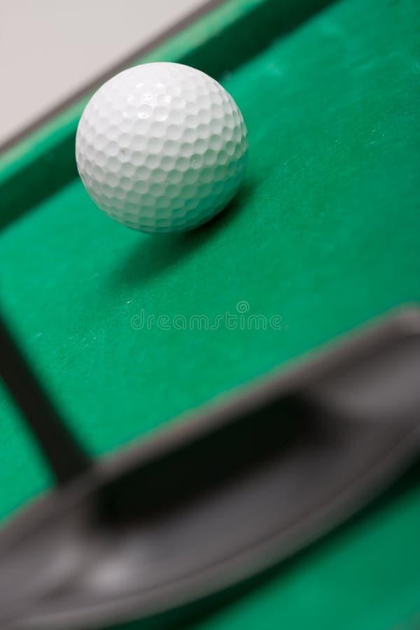 minigolf zdjęcia stock