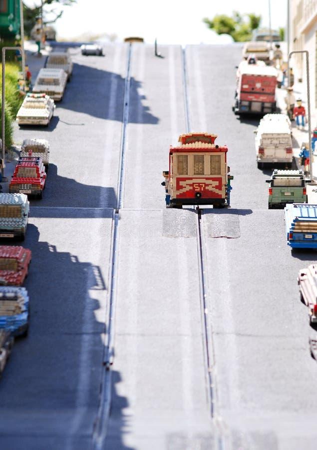 Miniland San Francisco fotografia de stock royalty free