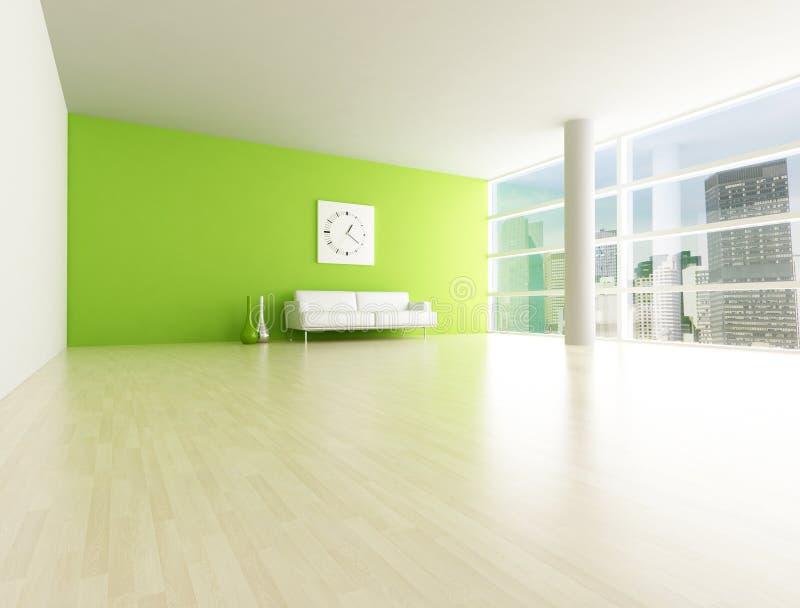 Download Minimal city apartment stock illustration. Image of city - 8660731