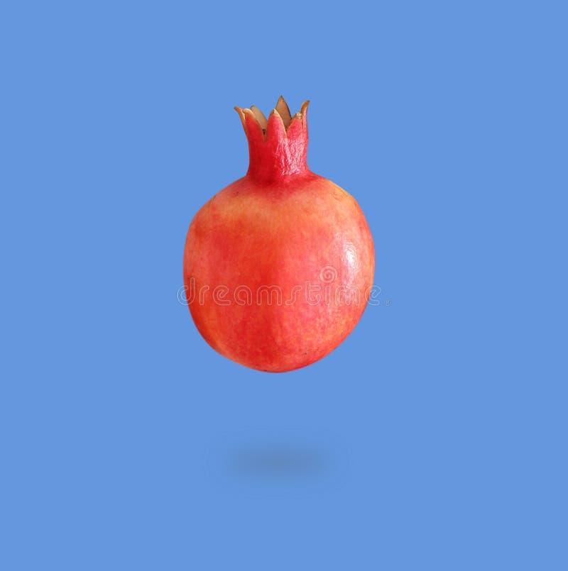 Minimal Concept Of Rosh Hashanah Pomegranate Jewish New Year Holiday