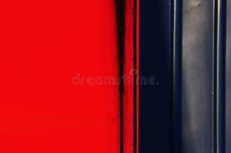 Minimal contrast stock image