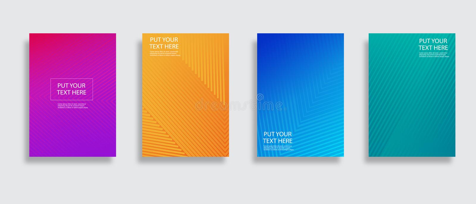 Minimal covers design. Colorful halftone gradients.background modern template design for web. Cool gradients. Future vector illustration