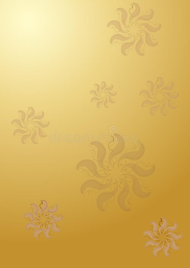 Minimal covers design. Geometric halftone gradients. royalty free illustration