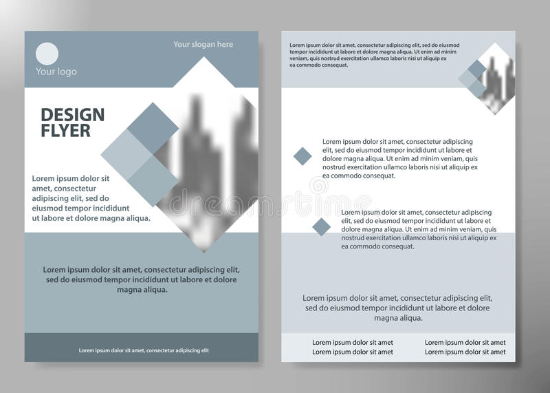 Minimal flyers report business magazine poster layout portfolio template.Brochure design template vector.Square layout vector illustration