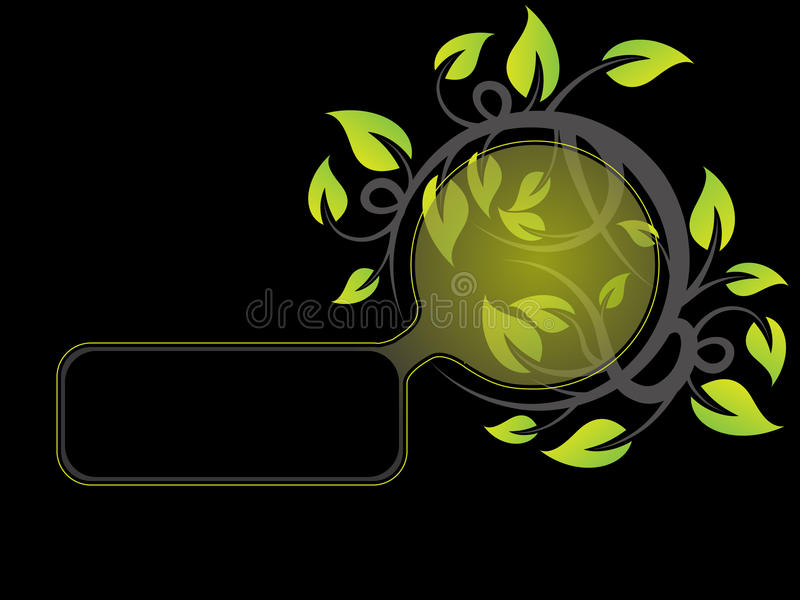 Download Minimal nature background stock vector. Illustration of nature - 14604362