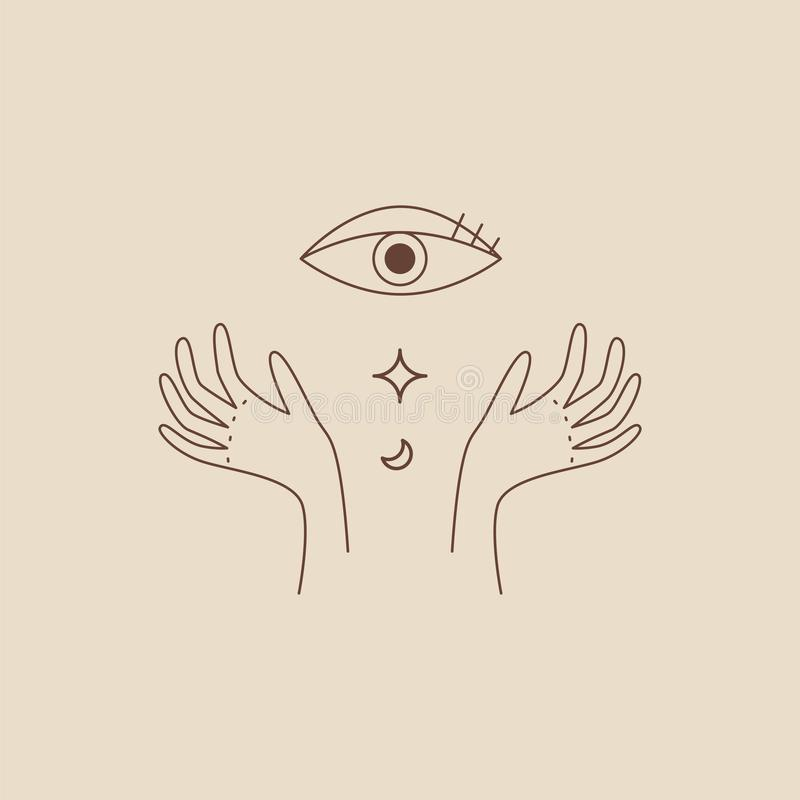 Butterfly Jewelry Logo Linear Vector Icon:  Logo Eye Stock Illustrations 47,338 Logo Eye Stock