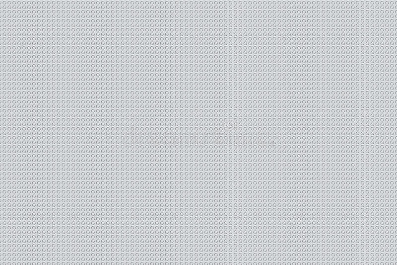 Minimal WhitePatterns Design Backgrounds Texture. Minimal White Patterns Design Backgrounds Wallpaper stock illustration