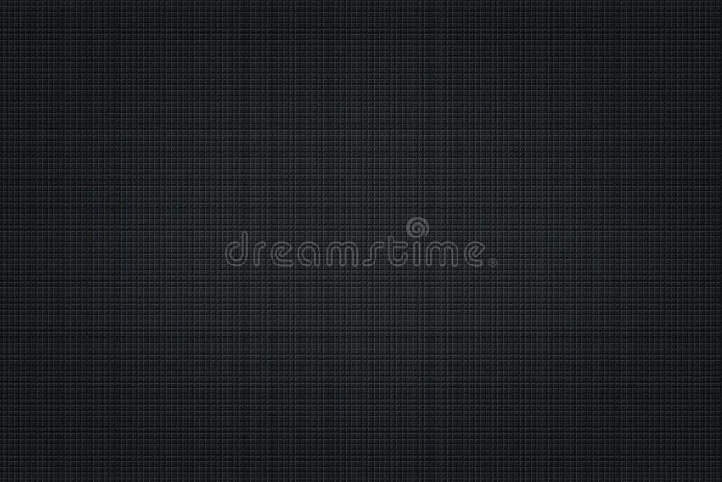 Minimale Donkere van het Patronenontwerp Textuur Als achtergrond vector illustratie