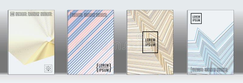 Minimale geometrische Abdeckung lizenzfreie abbildung