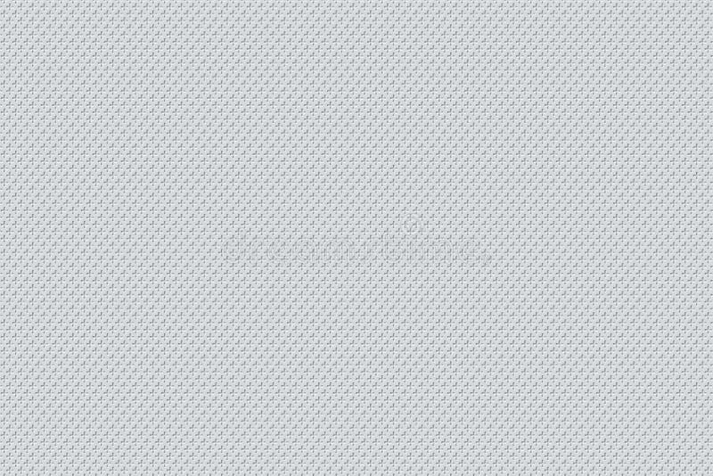 Minimale weiße Muster-Design-Hintergrund-Beschaffenheit vektor abbildung