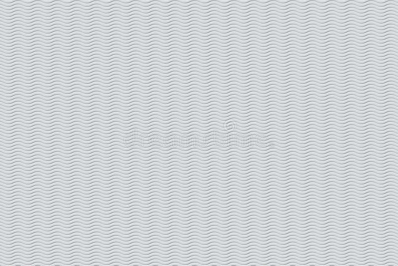 Minimale WhitePatterns-Design-Hintergrund-Beschaffenheit lizenzfreie abbildung