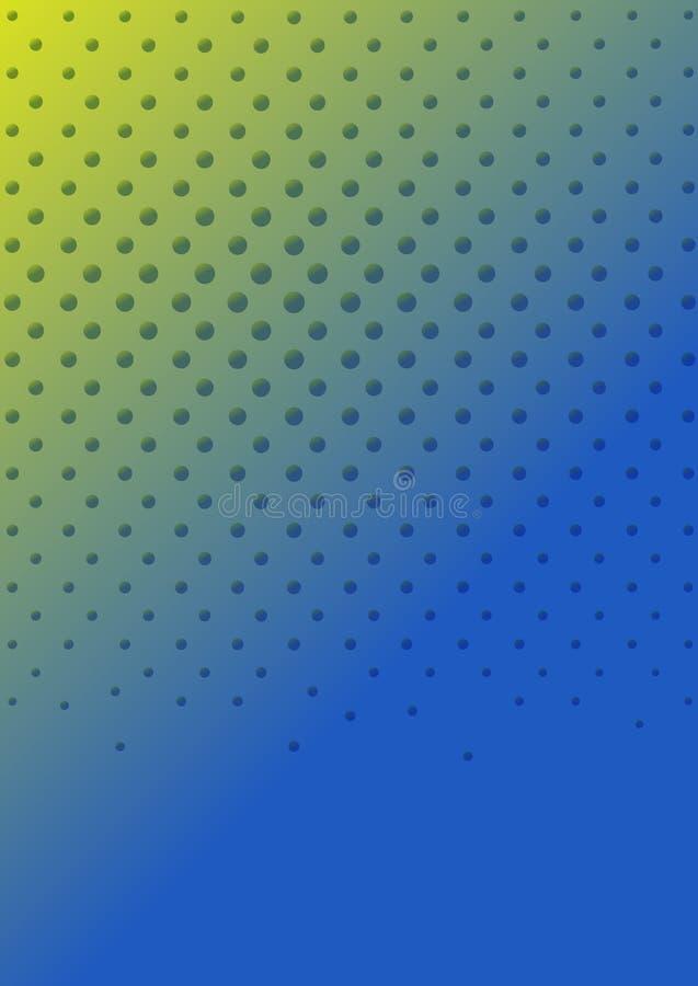 Minimales abstraktes Abdeckungsdesign stock abbildung
