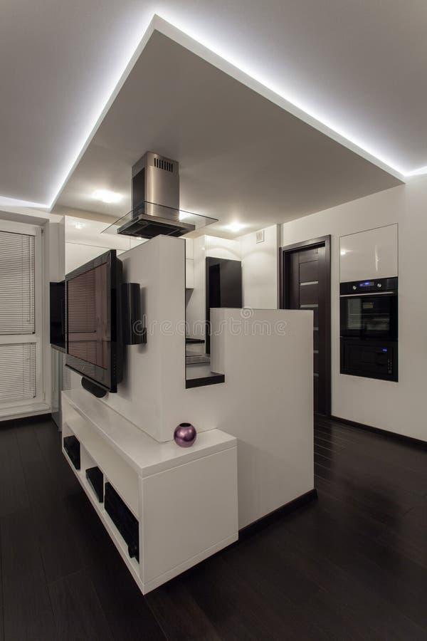 Download Minimalist Apartment - House Interior Stock Image - Image: 28637323