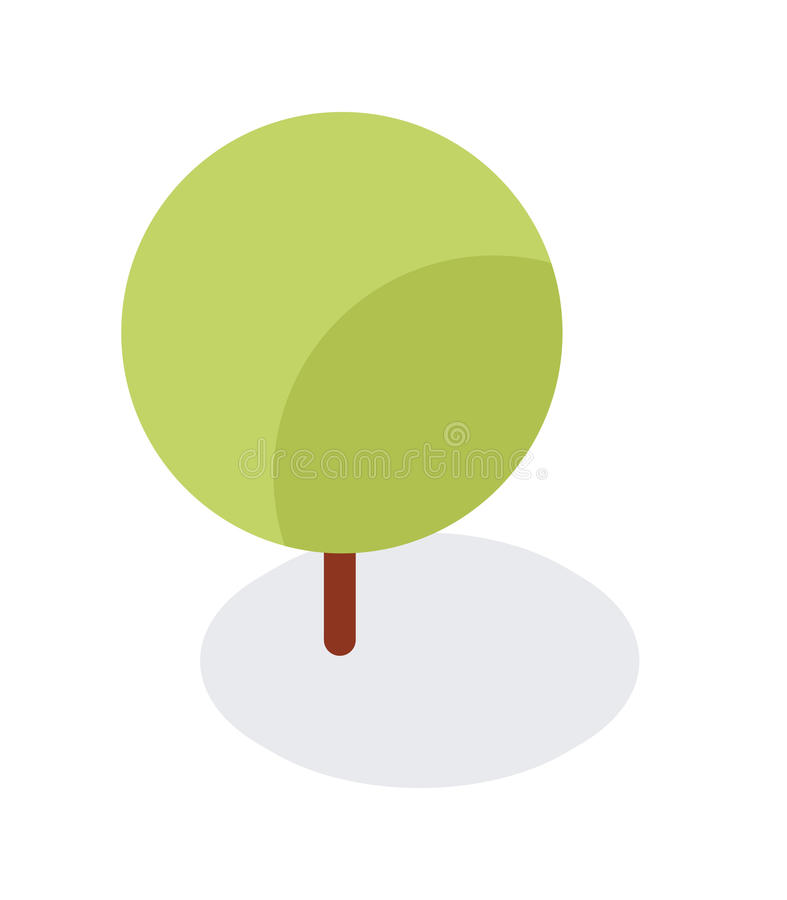 Download Minimalist Flat Tree Object Or Icon