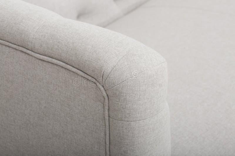 Minimalista Sofa Bed, Maeva 3 Seater Clic Clac Sofa Bed, Ronia Comfort Spring - un letto di Roskilde 3 Seater della casa dell'abi immagini stock libere da diritti