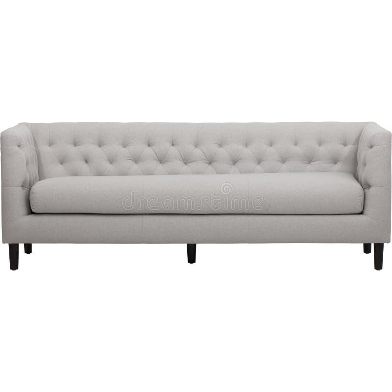 Minimalista Sofa Bed, Maeva 3 Seater Clic Clac Sofa Bed, Ronia Comfort Spring - un letto di Roskilde 3 Seater della casa dell'abi fotografie stock libere da diritti
