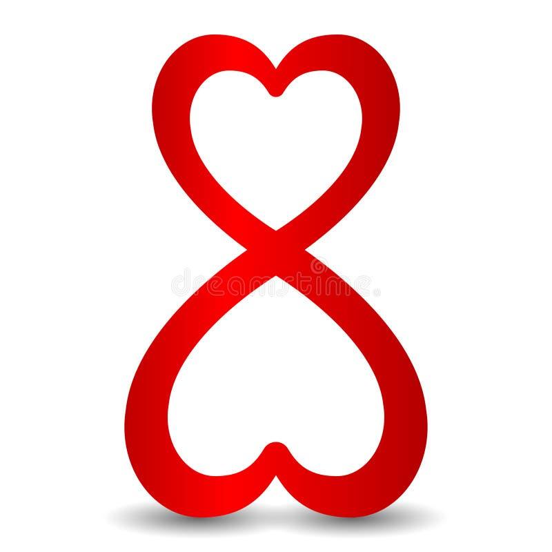Minimalistic projekt dla zawody międzynarodowi women&-x27; s dnia pojęcie Kreatywnie 8 Marcowego logo wektorowy projekt z międzyn royalty ilustracja