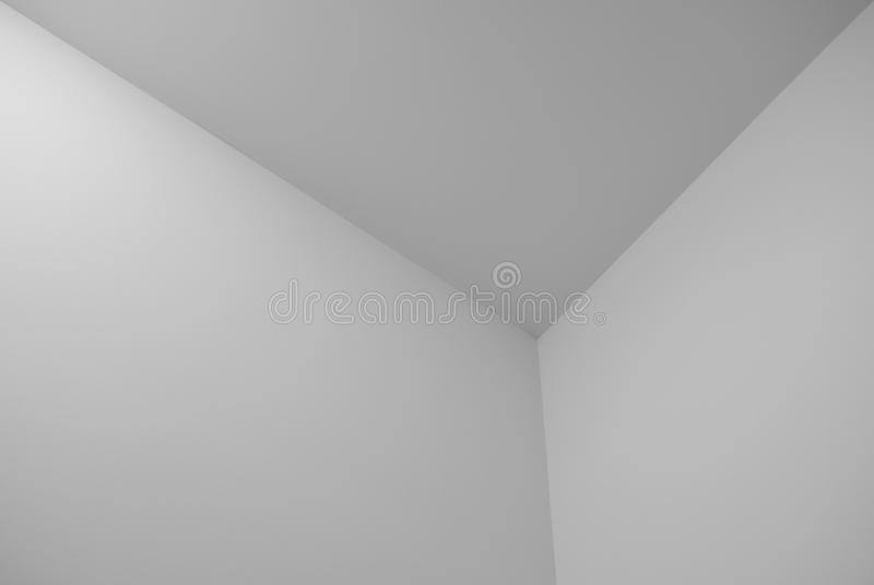 Minimalistic Zwart-wit Geometrische Achtergrond stock afbeelding