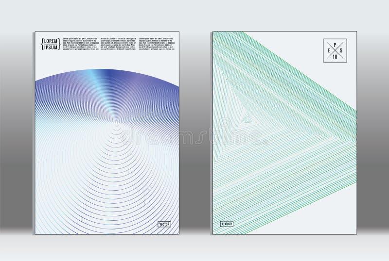 Download Minimalny Plakat Wektorowa Geometryczna Pokrywa Ilustracja Wektor - Ilustracja złożonej z pokrywa, broszurka: 106900131