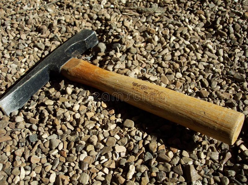 Mining Chisel Hammer Stock Photos