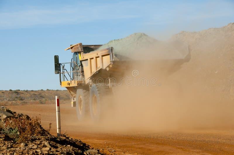Mining Dump Truck stock images
