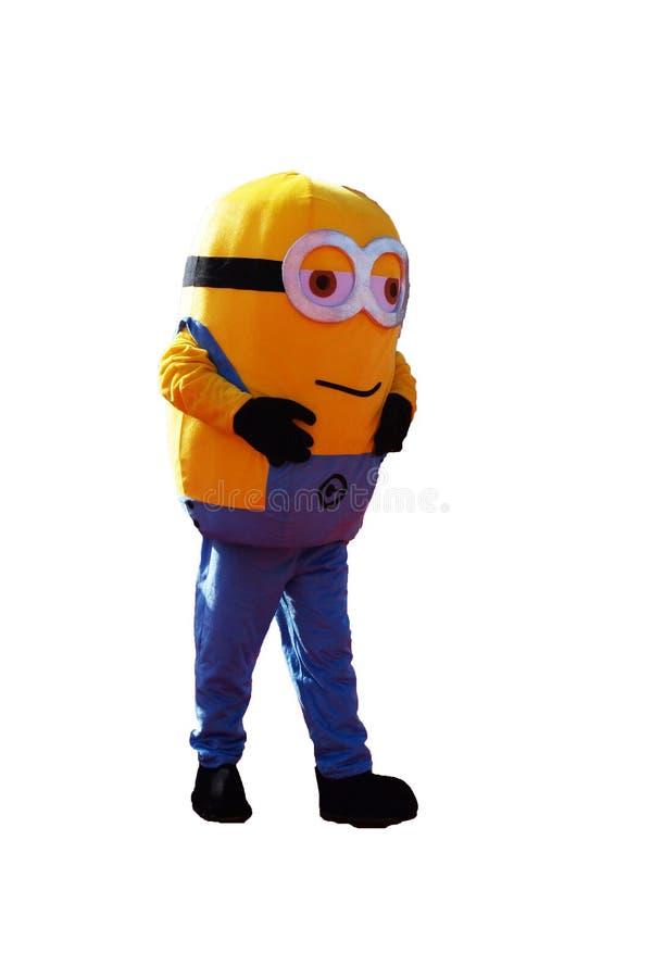 Minion character stock photo