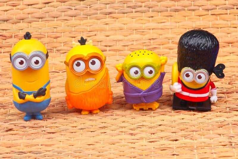 Minions Toy stock photos
