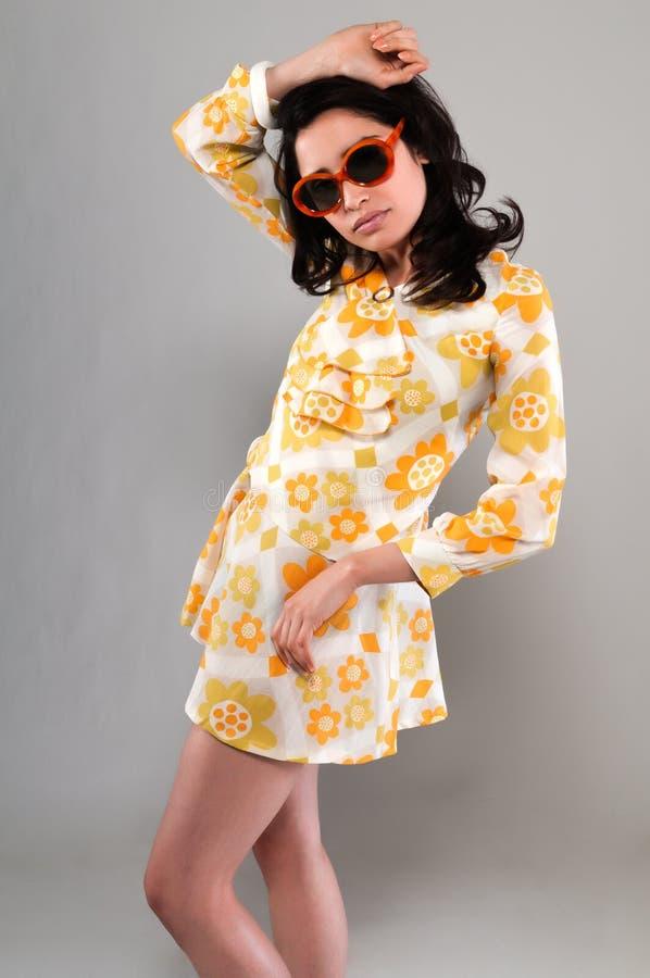 Miniskirt fotografia stock