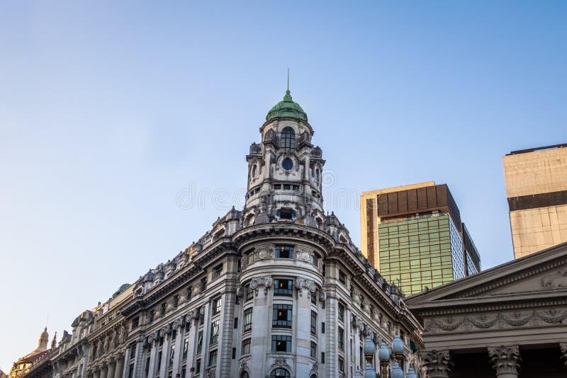 Ministère de la modernisation de la construction de la nation dedans en centre ville - Buenos Aires, Argentine images stock