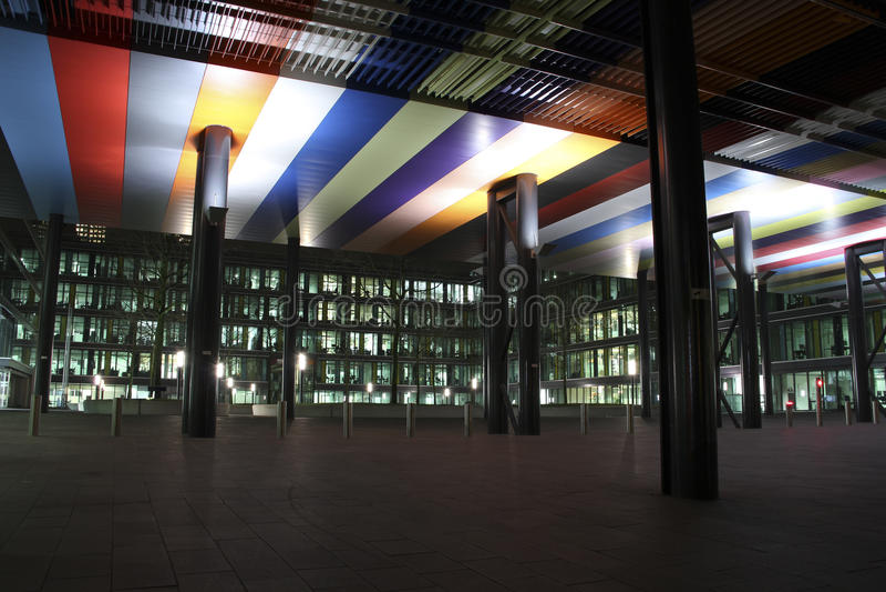 Ministère des finances néerlandais photo libre de droits